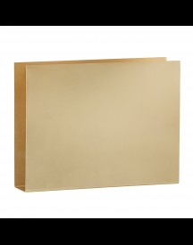 Ferm Living Brass Wall Square Opberger afbeelding