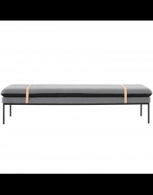 Ferm Living Turn Daybed Bank Wool Grijs afbeelding