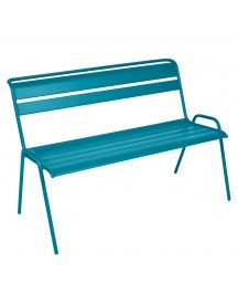 Fermob Monceau Tuinbank Turquoise afbeelding