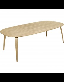 Gubi Gubi Dining Table Eettafel Ellips Eiken 230x120 afbeelding