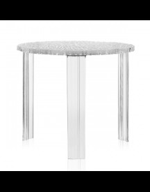 Kartell T-table Kristal Large afbeelding