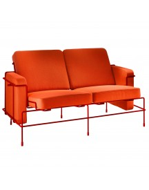 Magis Traffic Sofa Bank Signal Red afbeelding