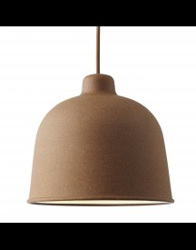 Muuto Grain Hanglamp Led Naturel afbeelding