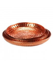 Pols Potten Copper Tray Set Dienblad afbeelding