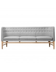 &tradition Mayor Sofa Onderstel Wit Geolied Eiken Bekleding Balder 3 132 afbeelding
