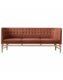 &tradition Mayor Sofa Onderstel Wit Geolied Eiken Bekleding Divina 3 346 afbeelding