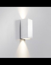 Wever Ducré Train Up/down Wandlamp Led Aluminium afbeelding