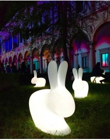Qeeboo Rabbit Lamp Klein Outdoor Led afbeelding
