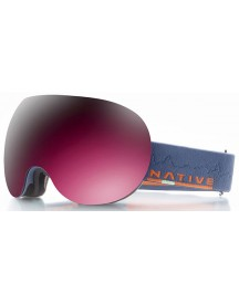 Native Goggles Backbowl 412651003 Skibril afbeelding