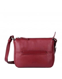 Bree Faro 1 Cross Shoulder Bag S Brick Red afbeelding