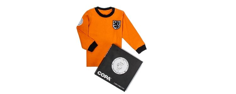 Image Copa Holland My First Fb Shirt 6803-12