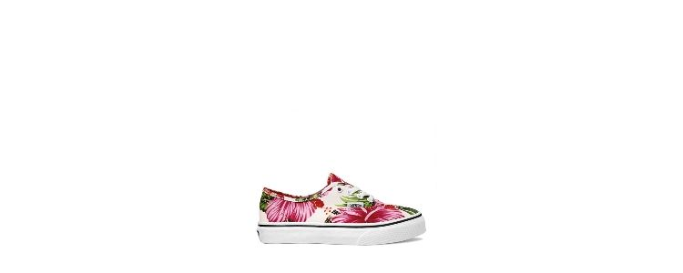 Image Vans K Authentic (hawaiian Flora Vzuqfg0