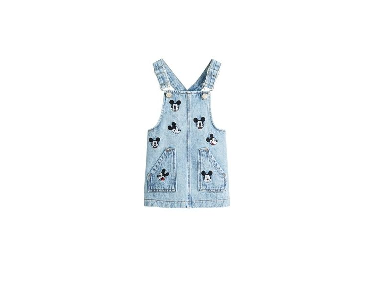 Image Denim Mickey Mouse Overgooier