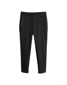 Straight-fit Pantalon afbeelding
