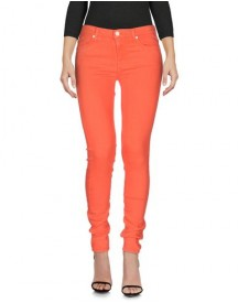 7 For All Mankind Denim Trousers Female afbeelding