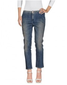 Alysi Denim Trousers Female afbeelding