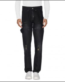 Bad Spirit Denim Trousers Male afbeelding