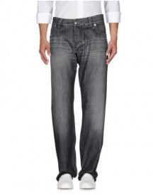 Barba Napoli Denim Trousers Male afbeelding