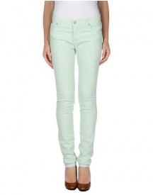 Blu Erin Denim Trousers Female afbeelding