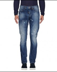 Bray Steve Alan Denim Trousers Male afbeelding
