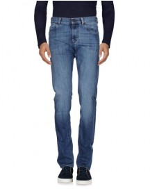 Canali Denim Trousers Male afbeelding