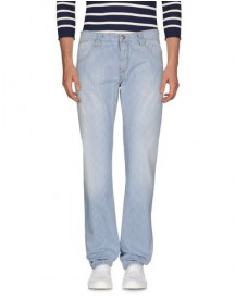 Carlo Chionna Denim Trousers Male afbeelding