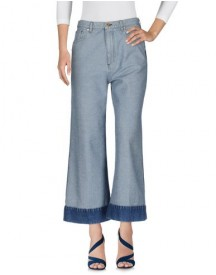 Cedric Charlier Denim Trousers Female afbeelding
