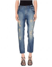 Cuplé Denim Trousers Female afbeelding