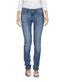 Dirk Bikkembergs Sport Couture Denim Trousers Female afbeelding