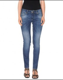 Eredi Del Duca Denim Trousers Female afbeelding
