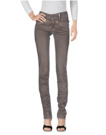 High Denim Trousers Female afbeelding