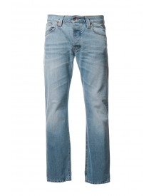 Nudie Jeans Jeans Average Joe Summer Blues afbeelding