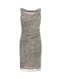 Esprit Collection Dress R23652 Camp Grey afbeelding