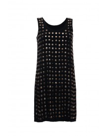 Selected Femme Dress Bubble Black afbeelding