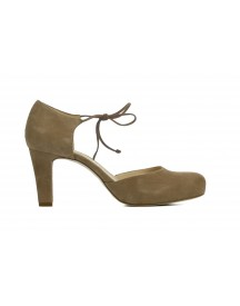 Unisa Pumps Dames (taupe) afbeelding
