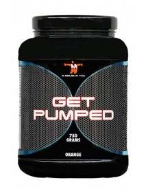 Get Pumped 750 Gram - Creatine Mix afbeelding