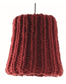Granny Hanglamp Klein Rood - Casamania afbeelding