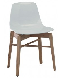 Petite Chair - Itf - Wit/naturel afbeelding
