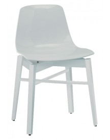 Petite Chair - Itf - Wit/wit afbeelding