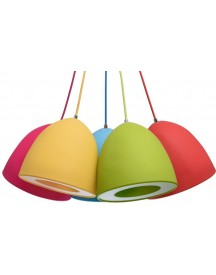 Lahoma Multicolor Hanglamp - Robin Design afbeelding
