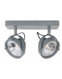 Dice-2 Led Galvanised - Zuiver afbeelding
