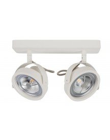 Dice-2 Led Wit - Zuiver afbeelding