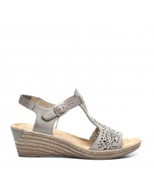 Rieker Taupe Pumps afbeelding