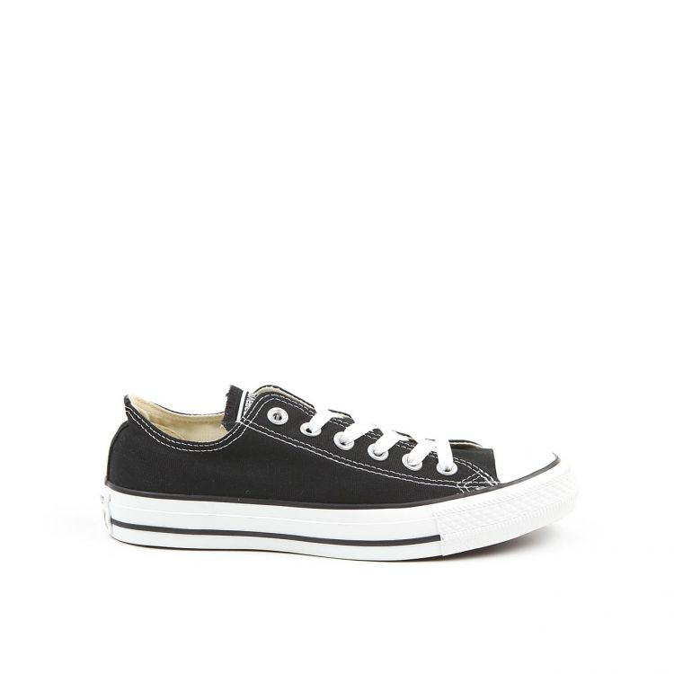 Image Converse All Star Ox Black Mono Leather