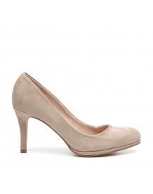 Emilio Luca Red Taupe Pumps afbeelding