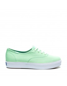Keds Triple Seasonal Text-mint Gree afbeelding