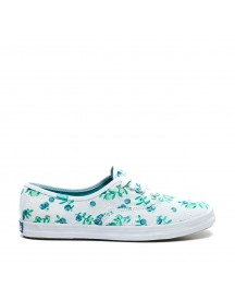 Keds Ts Champion Eyelet Berry Text afbeelding
