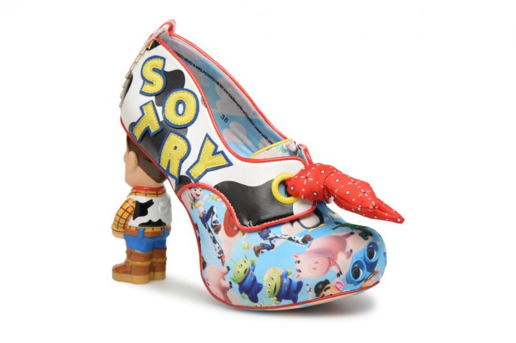 Image Pumps You've Got A Friend In Me By Irregular Choice
