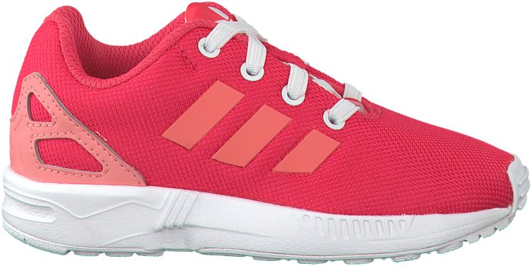 Image Rode Adidas Sneakers Zx Flux Kids