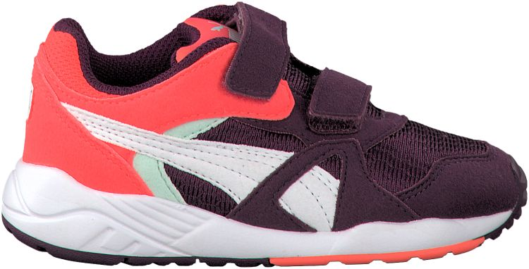 Image Paarse Puma Sneakers Xs 500 Jr